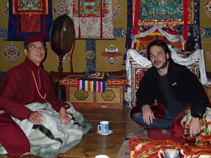 Jose Antonio in Bhutan