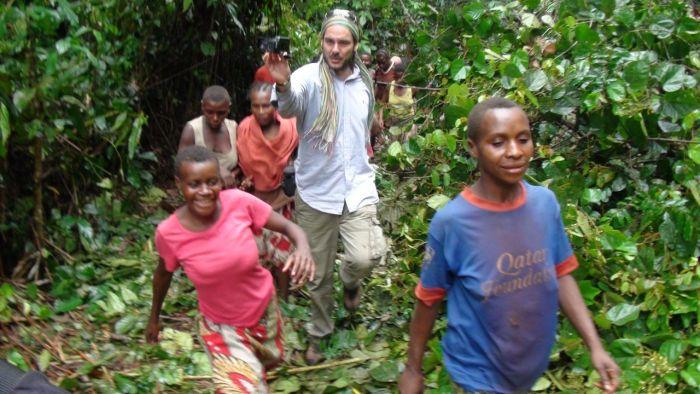 Jose Antonio in Central African Republic