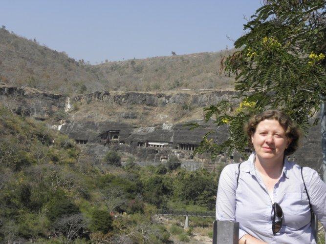 Ajanta Caves, WHS site