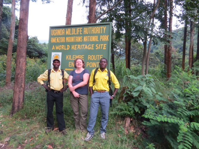 Rwenzori Mountains, WHS site