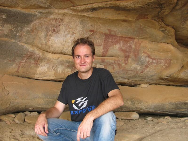 Laas Geel rock paintings 2