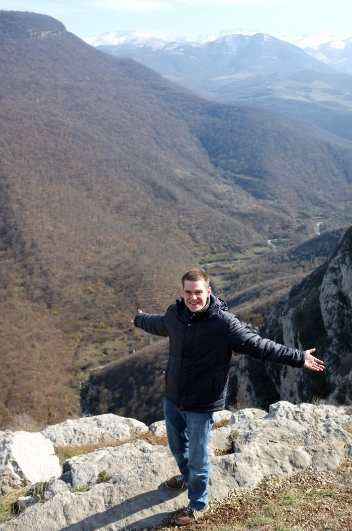 Feeling 'home' in the Karabakhi mountains